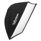 سافت باکس پروفوتو   Profoto 505-712 Softbox with Removable Recessed Front - 3x3' (90x90cm)  PN:254577